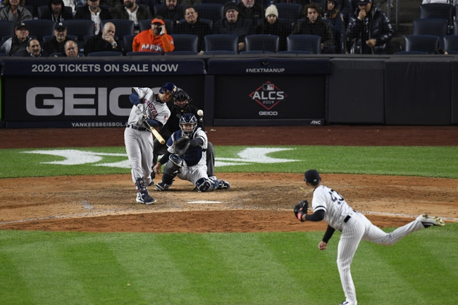 New York Yankees vs. Houston Astros ALCS Game 5 - 10/18/19 MLB Pick, Odds, and Prediction