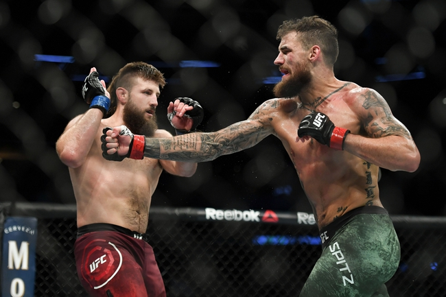 Tanner Boser vs. Raphael Pessoa - 7/25/20 UFC on ESPN 14 Pick and Prediction