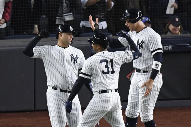 Houston Astros vs. New York Yankees - 10/19/19 MLB ALCS Game 6 Pick, Odds, and Prediction