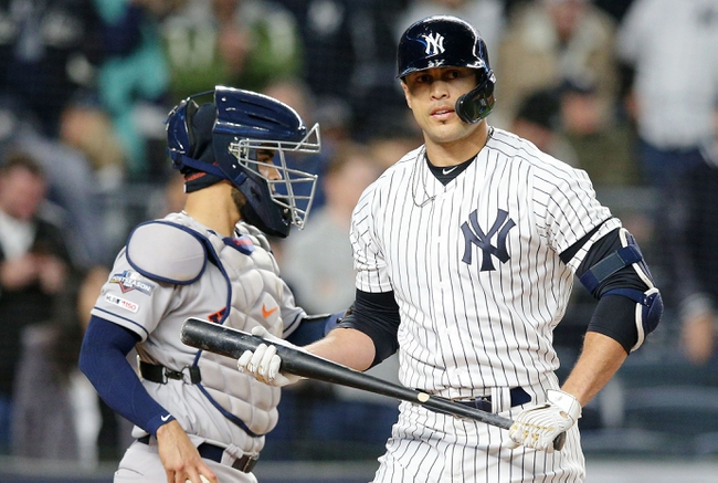 Houston Astros vs. New York Yankees - 10/19/19 MLB - Playoffs Pick, Odds, and Prediction