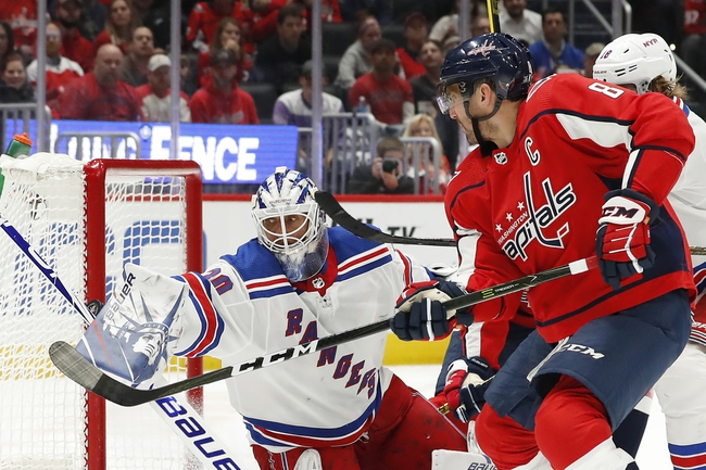New York Rangers vs. Washington Capitals - 11/20/19 NHL Pick, Odds, and Prediction