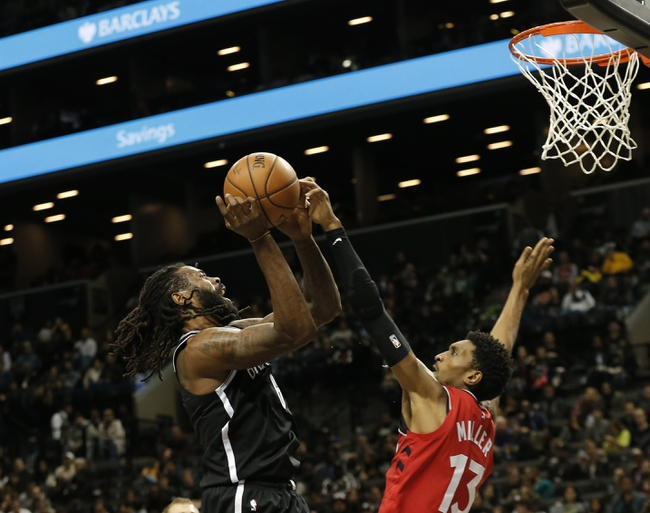 Toronto Raptors vs. Brooklyn Nets - 12/14/19 NBA Pick, Odds, and Prediction