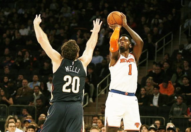 San Antonio Spurs vs. New York Knicks - 10/23/19 NBA Pick, Odds, and Prediction