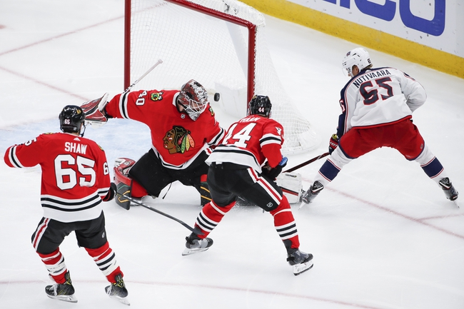 Chicago Blackhawks vs. Washington Capitals - 10/20/19 NHL Pick, Odds, and Prediction