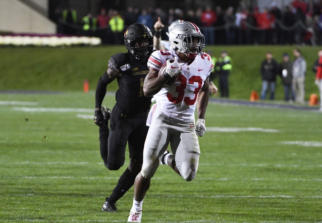 Ohio State vs. Wisconsin - 10/26/19 College Football Pick, Odds, and Prediction