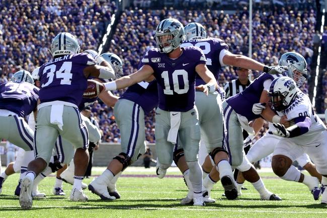 Kansas State vs. Oklahoma - 10/26/19 College Football Pick, Odds, and Prediction