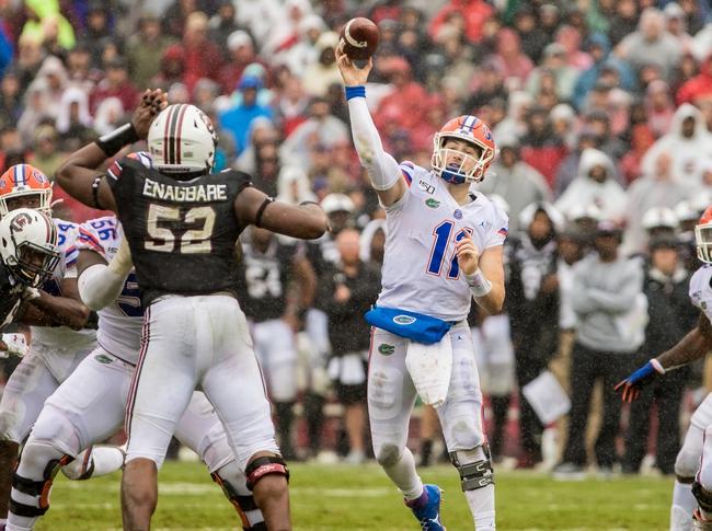 Florida vs. Georgia - 11/2/19 College Football Pick, Odds, and Prediction