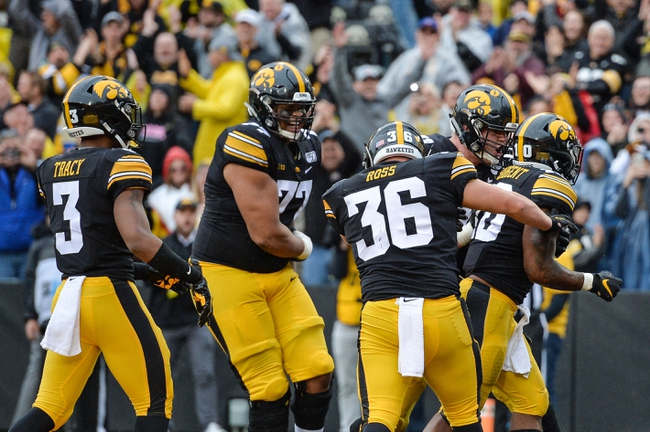 Iowa vs. Illinois - 11/23/19 College Football Pick, Odds, and Prediction