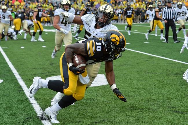 Big Ten: Purdue vs Iowa College Football Picks, Odds, Predictions 10/24/20