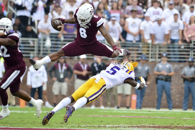 Arkansas vs. Mississippi State - 11/2/19 College Football Pick, Odds, and Prediction