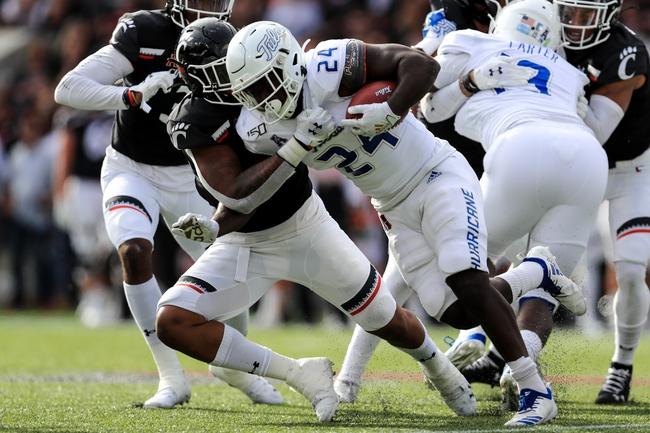Tulsa vs. Memphis - 10/26/19 College Football Pick, Odds, and Prediction