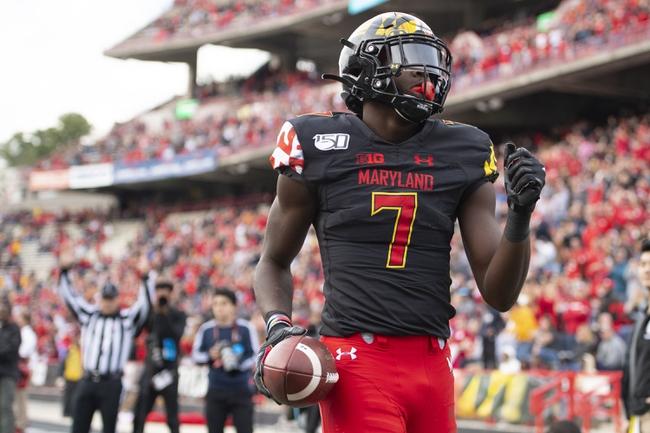 Minnesota at Maryland: 10/30/20 College Football Picks and Prediction