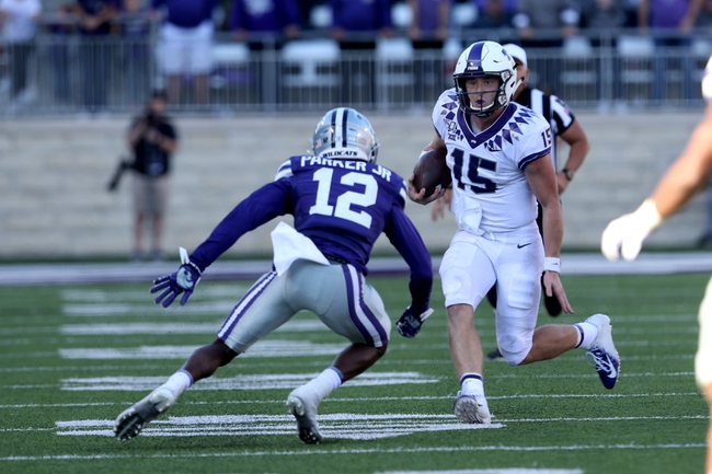 TCU vs. Texas - 10/26/19 College Football Pick, Odds, and Prediction