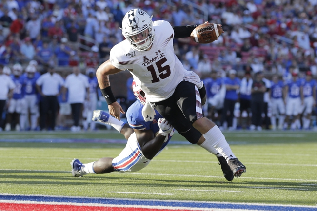 Temple vs. UCF - 10/26/19 College Football Pick, Odds, and Prediction