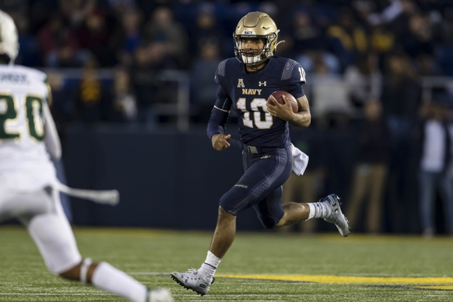 Connecticut Huskies vs. Navy Midshipmen - 11/1/19 NCAA football Pick, Odds, and Prediction
