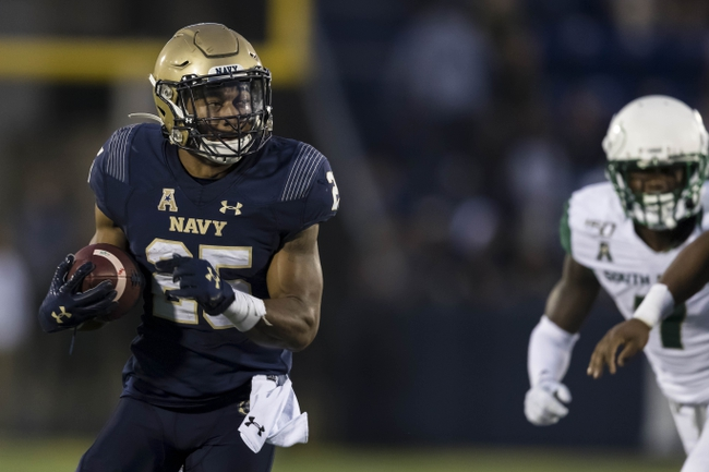 Navy vs. Tulane - 10/26/19 College Football Pick, Odds, and Prediction