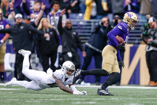 Washington Huskies 2020 Win Total - College Football Pick, Odds and Prediction