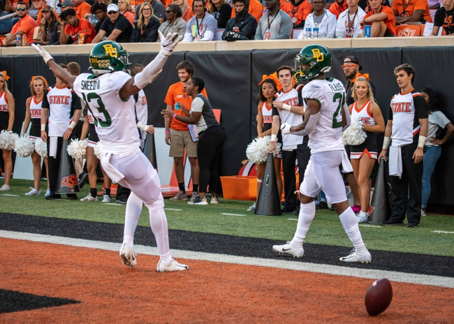Baylor vs. Oklahoma - 11/16/19 College Football Pick, Odds, and Prediction