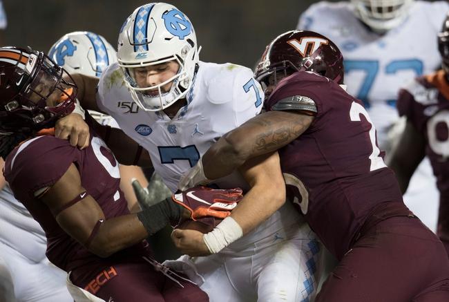 North Carolina vs. Duke - 10/26/19 College Football Pick, Odds, and Prediction