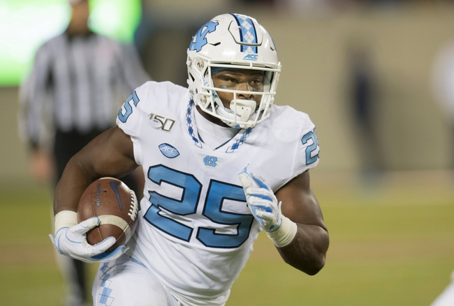 North Carolina vs. Virginia - 11/2/19 College Football Pick, Odds, and Prediction