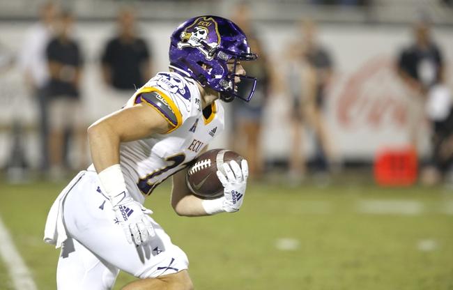 Free Picks: East Carolina vs Navy College Football Picks, Predictions 10/17/20