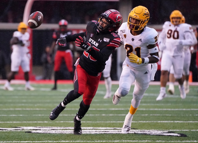 Utah vs. California - 10/26/19 College Football Pick, Odds, and Prediction