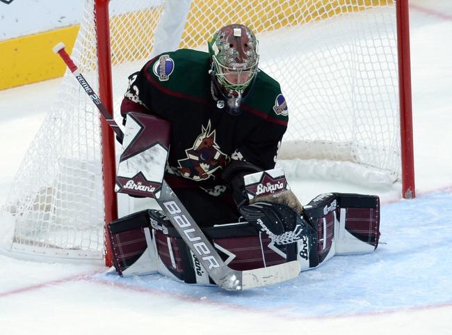 Ottawa Senators vs. Arizona Coyotes - 2/13/20 NHL Pick, Odds, and Prediction