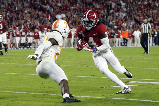 Alabama vs. Arkansas - 10/26/19 College Football Pick, Odds, and Prediction