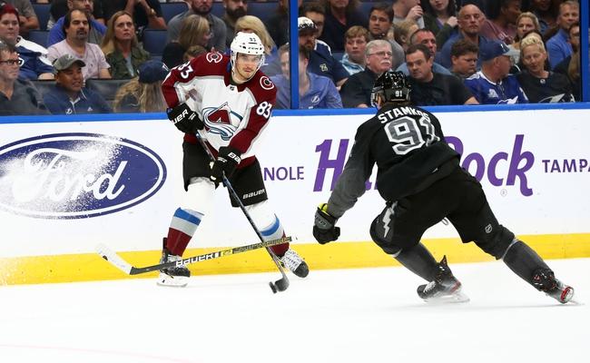 Colorado Avalanche vs. Tampa Bay Lightning - 2/17/20 NHL Pick, Odds, and Prediction