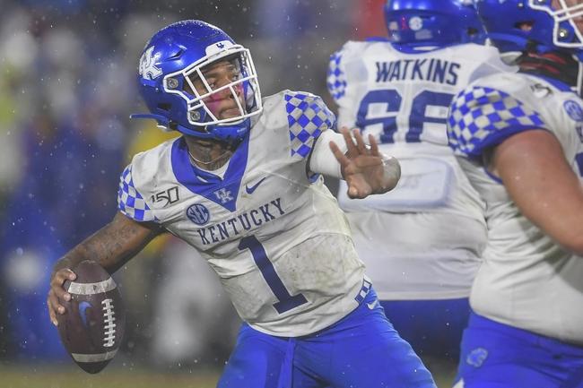 Kentucky vs. Missouri - 10/26/19 College Football Pick, Odds, and Prediction