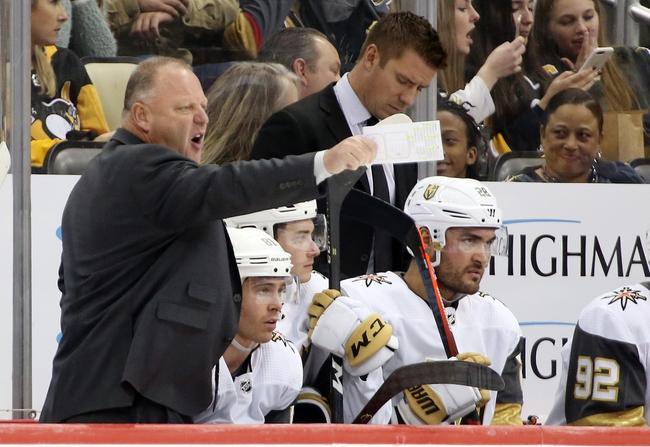 Vegas Golden Knights vs. Pittsburgh Penguins - 1/7/20 NHL Pick, Odds & Prediction