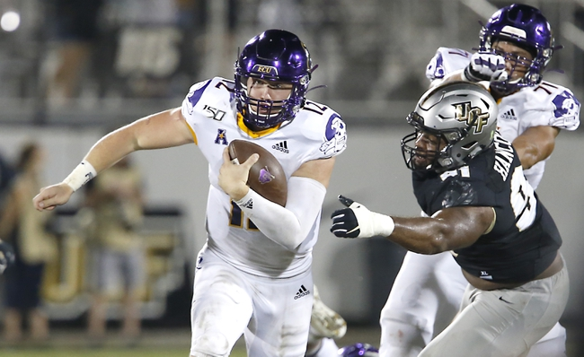 East Carolina vs. South Florida - 10/26/19 College Football Pick, Odds, and Prediction
