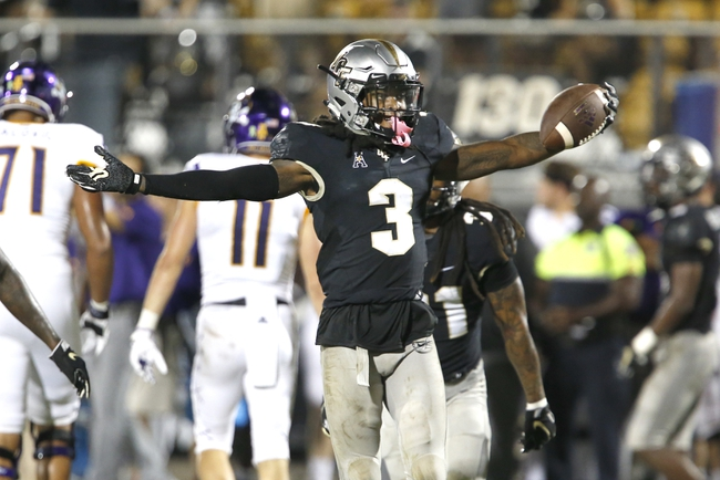UCF vs. Houston - 11/2/19 College Football Pick, Odds, and Prediction
