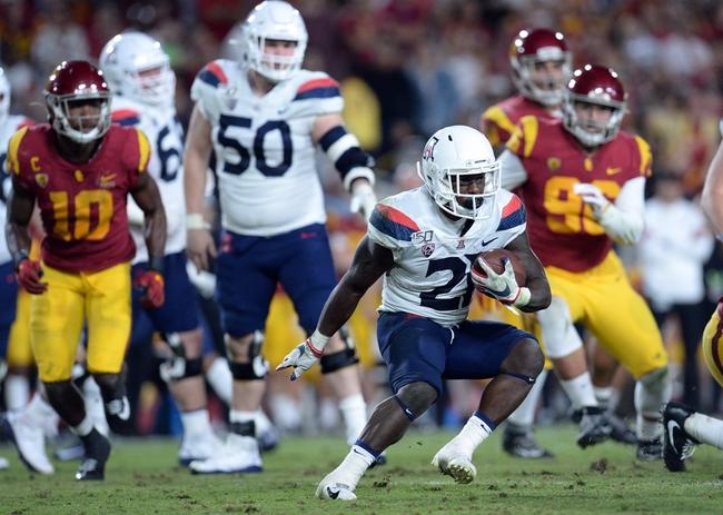 CFB Picks: Arizona vs USC 11/14/20 College Football Picks, Odds, Predictions