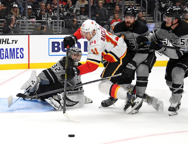 Calgary Flames vs. Los Angeles Kings - 12/7/19 NHL Pick, Odds, and Prediction