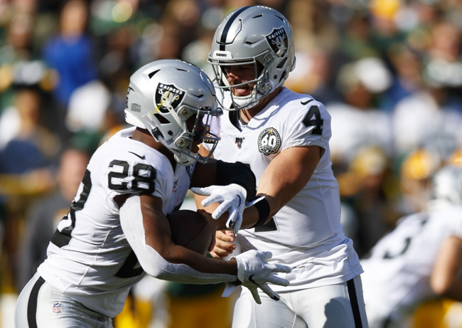 Houston Texans vs. Oakland Raiders - 10/27/19 NFL Pick, Odds, and Prediction