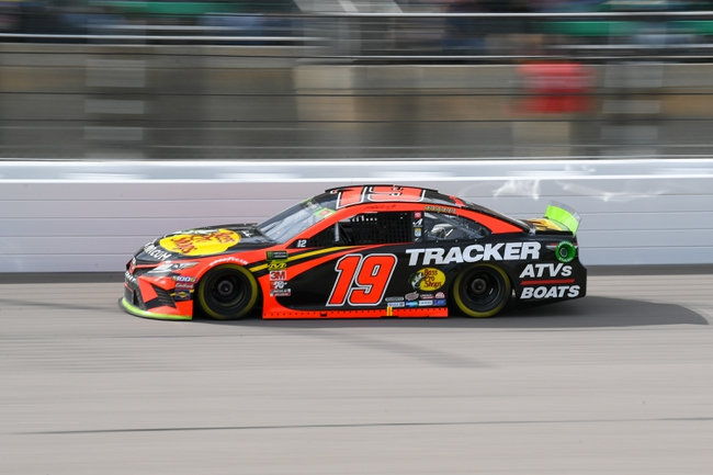 Jeter's NASCAR Cup Series Hollywood Casino 400 Kansas Speedway Outright Winner