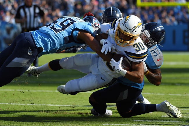 Chicago Bears vs. Los Angeles Chargers - 10/27/19 NFL Pick, Odds, and Prediction