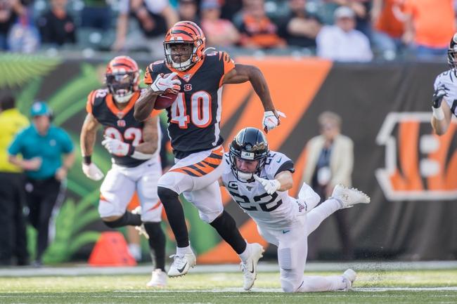 NFL Week 4: Jacksonville Jaguars at Cincinnati Bengals Picks, Predictions 10/4/20