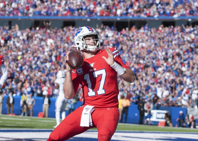 Buffalo Bills vs. Philadelphia Eagles - 10/27/19 NFL Pick, Odds, and Prediction