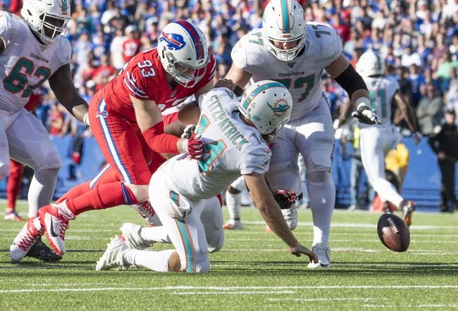Buffalo Bills vs. Philadelphia Eagles - 10/27/19 NFL Pick, Odds, and Prediction