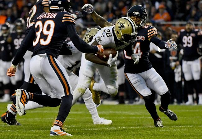 Prediction: Chicago Bears vs. New Orleans Saints 11/1/20 NFL Picks, Odds