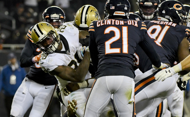 New Orleans Saints vs. Chicago Bears - 4/20/20 Madden20 NFL Sim Pick, Odds, and Prediction