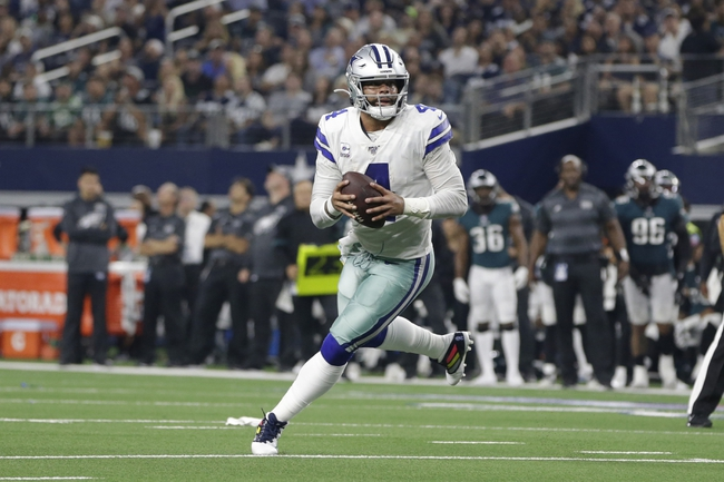 Dallas Cowboys vs. Minnesota Vikings - 11/10/19 NFL Pick, Odds, and Prediction