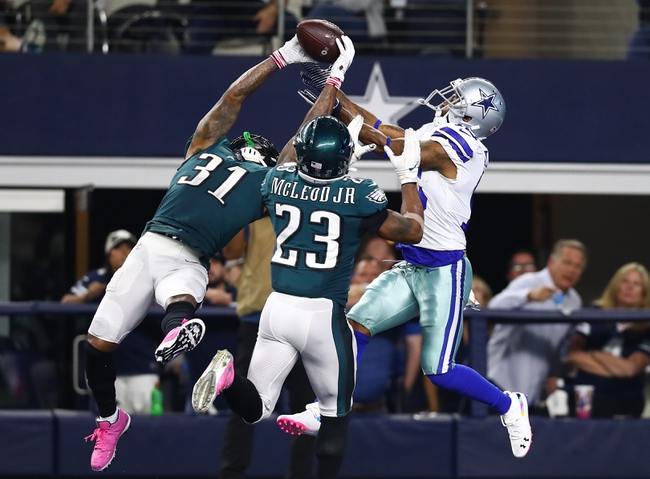 Philadelphia Eagles vs. Dallas Cowboys - 12/22/19 NFL Pick, Odds, and Prediction