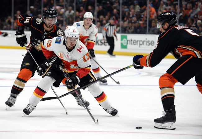 Calgary Flames vs. Anaheim Ducks - 2/17/20 NHL Pick, Odds & Prediction