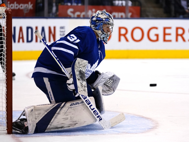 Columbus Blue Jackets at Toronto Maple Leafs - 8/4/20 NHL Picks and Prediction