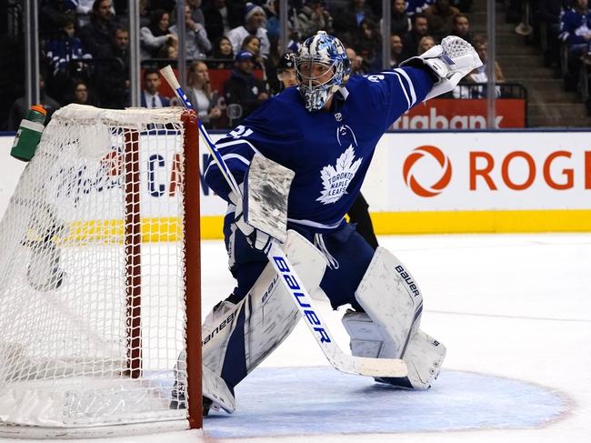 Toronto Maple Leafs at Columbus Blue Jackets - 8/6/20 NHL Picks and Prediction