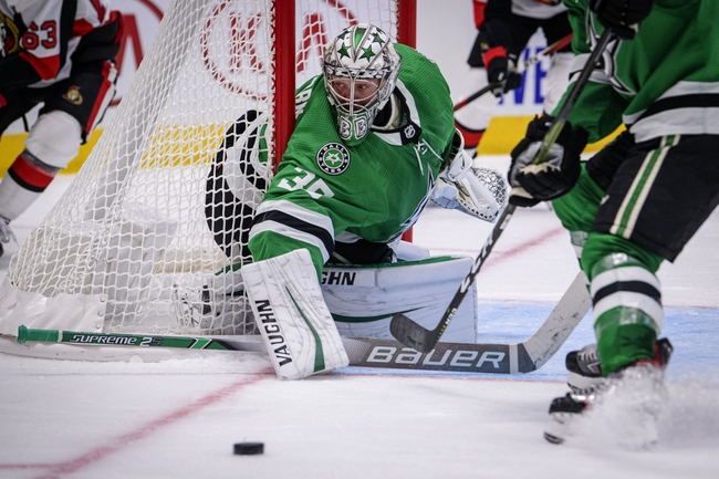 Ottawa Senators vs. Dallas Stars - 2/16/20 NHL Pick, Odds, and Prediction