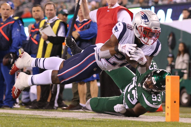 New England Patriots at New York Jets - 11/9/20 NFL Picks and Prediction